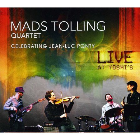Celebrating Jean-Luc Ponty: Live at Yoshi's (CD)