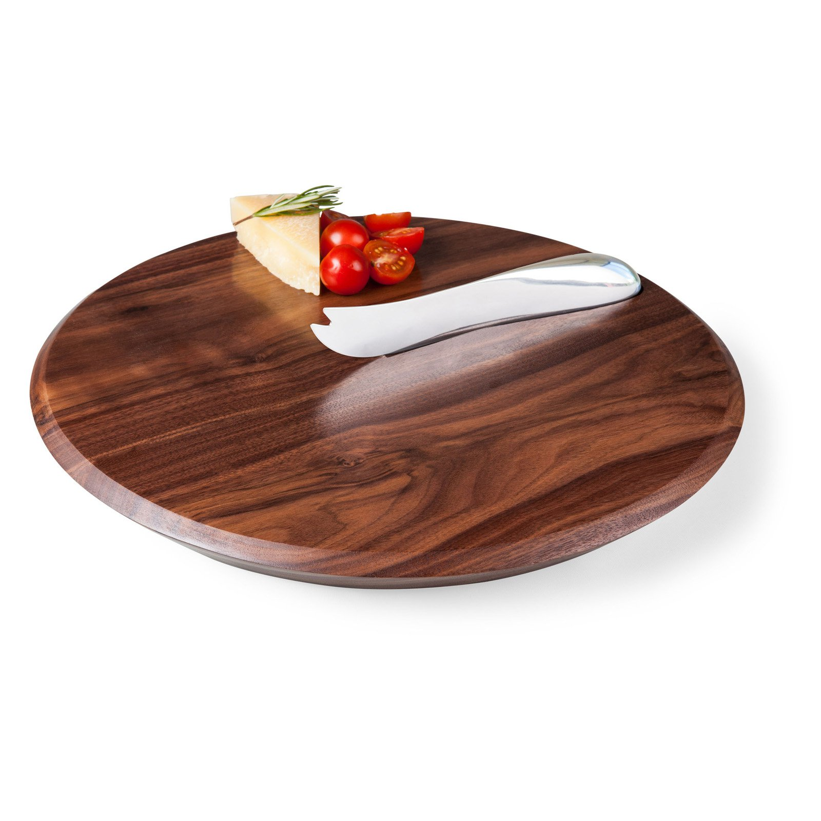 Toscana Solstice Cutting Board and Cheese Knife Set
