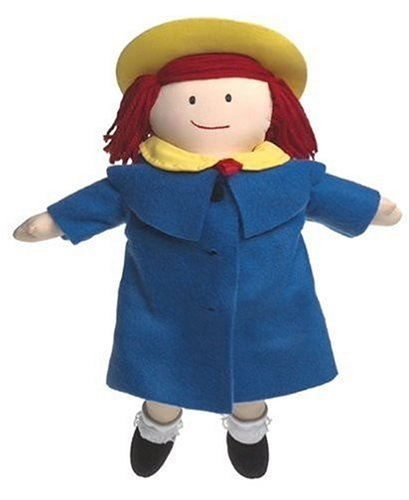 """15"""" Dressable Madeline Doll by"""