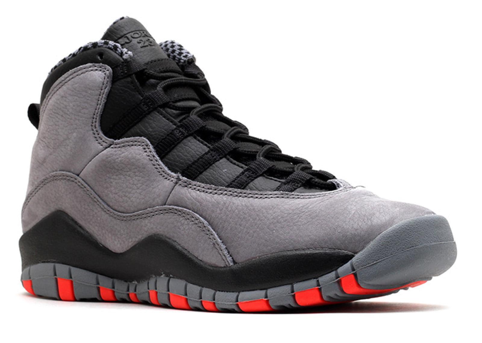 best cheap fbd68 744c4 Air Jordan - Unisex - Air Jordan 10 Retro Gs  Cool Grey  - 310806-023 -  Size 4