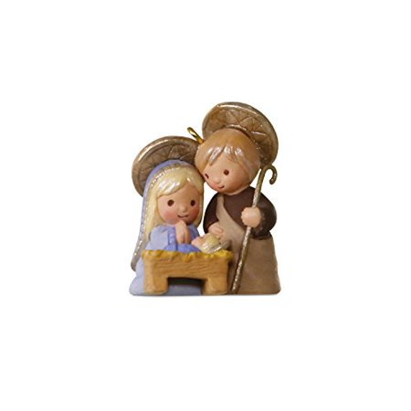 Hallmark Miniature Holy Family Keepsake Christmas Ornament