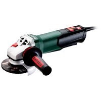 Metabo 600410420 10.5-Amp 11,000RPM Corded Angle Grinder with Non-Locking Paddle
