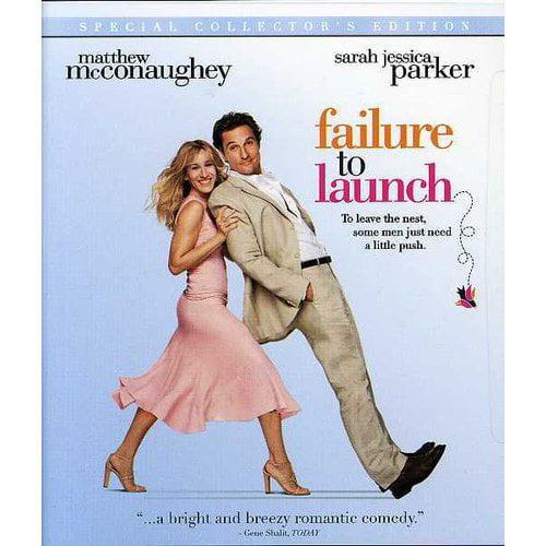 Failure To Launch (Widescreen/ Blu-ray)