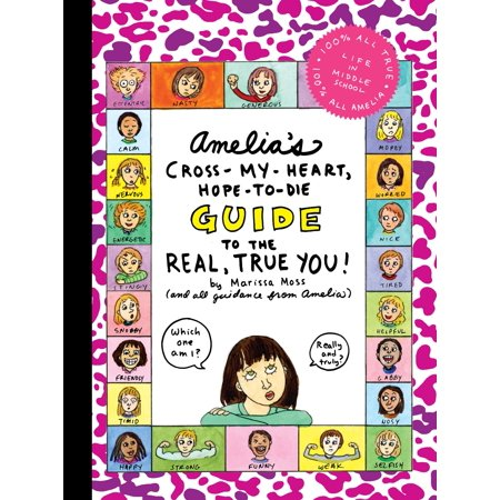 Amelia's Cross-My-Heart, Hope-to-Die Guide to the Real, True