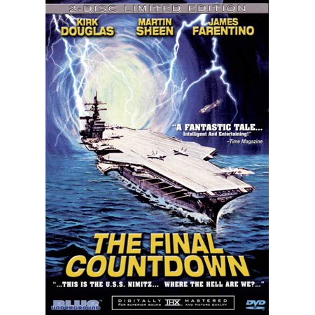 The Final Countdown Poster Movie B  27X40