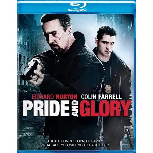 Pride And Glory (Blu-ray) (Widescreen)