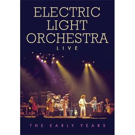 Electric Light Orchestra: Live The Early Years (DVD)