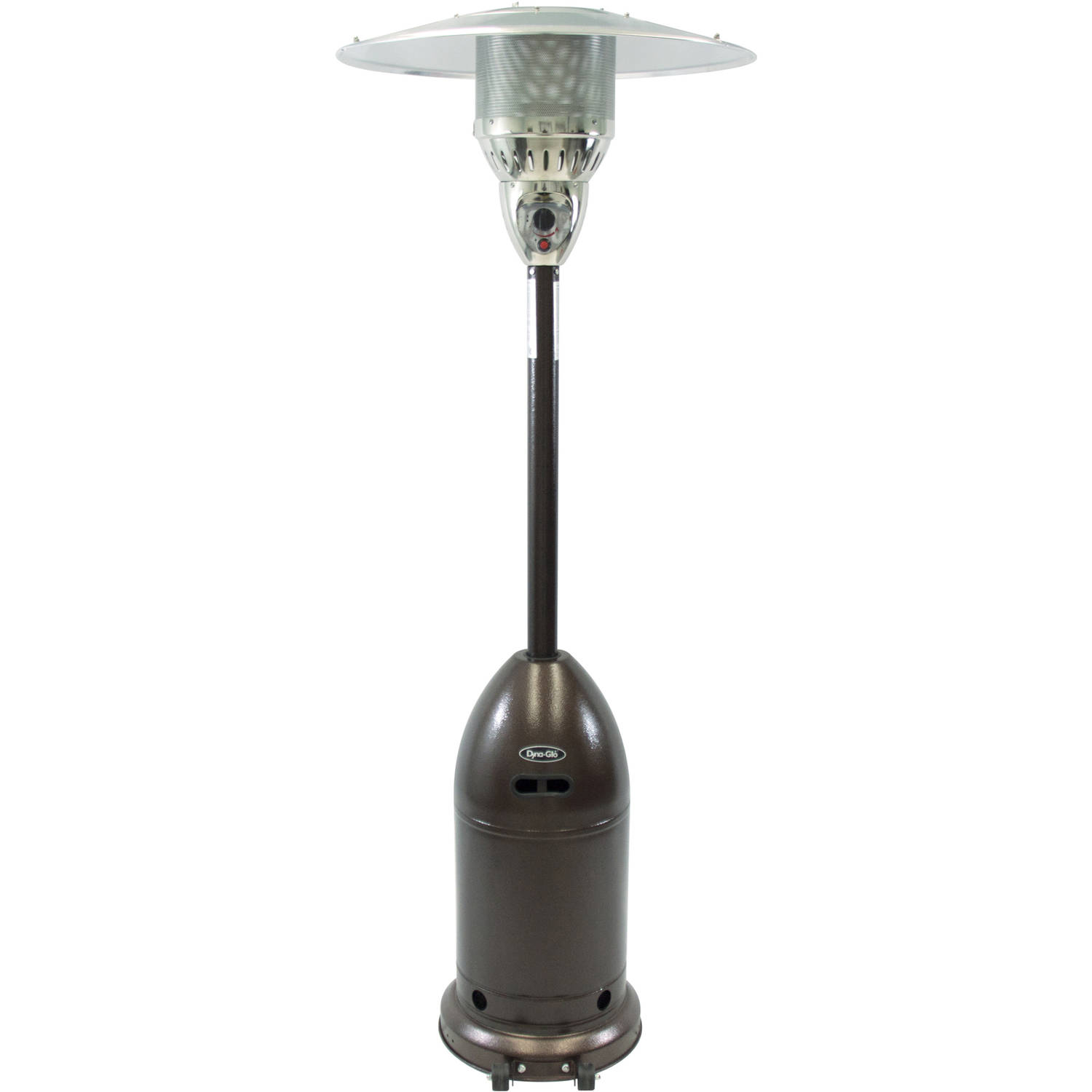 Dyna Glo DGPH201BR 48,000 BTU Premium Hammered Bronze Patio Heater by GHP Group