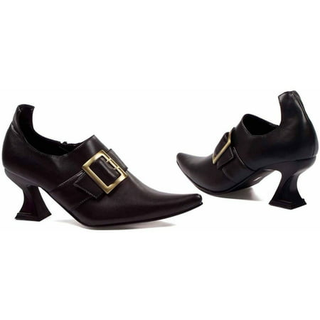Hazel Black Shoes Women's Adult Halloween Costume Accessory - Games Baby Hazel Happy Halloween