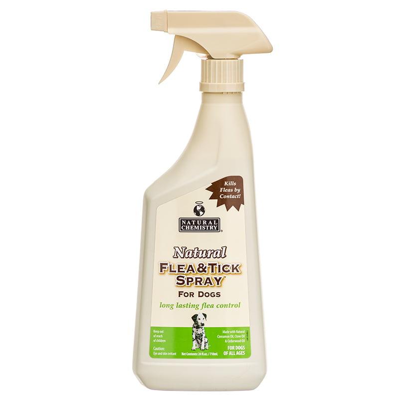 Natural Chemistry Flea Spray Reviews