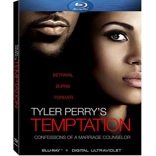 Tyler Perry's Temptation: Confessions Of A Marriage Counselor (Blu-ray) (With INSTAWATCH) (Widescreen)
