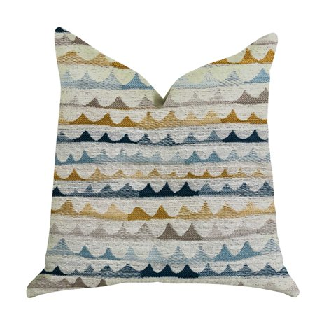 Patterned Luxury Throw Pillow 20in x 30in