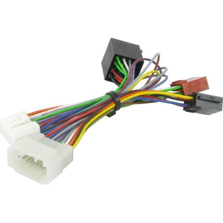 Soundgate SOT071 Aston Martin Models Parrot Bluetooth ISO Wiring Harness w/ Mute