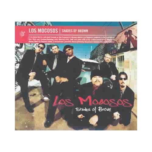"""Los Mocosos: Manny Martinez (vocals, percussion); Gabriel Sandino (guitar); Gordon """"Shorty"""" Ramos (flute, saxophone, background vocals); Victor Castro (trombone, background vocals); Steve Carter (keyboards); Happy Sanchez (bass, background vocals).<BR>Additional personnel includes: Dave Shul (guitar); Rick Eakin, Norbert Stachel (baritone saxophone); Mark Pistel, Alicide Marshall (drums).<BR>Recorded at Skyline Studios, Oakland, California and Room 5, San Francisco, California.<BR>All tracks have been digitally mastered using HDCD technology."""