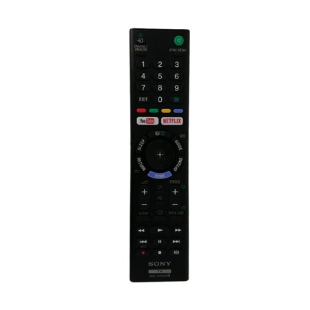 Original TV Remote Control for Sony KDL-65W850C Television - image 2 de 2