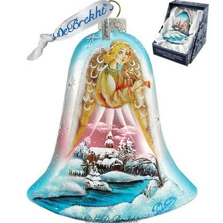 G Debrekht Angel Bell Ornament (Angel Bell Necklace)