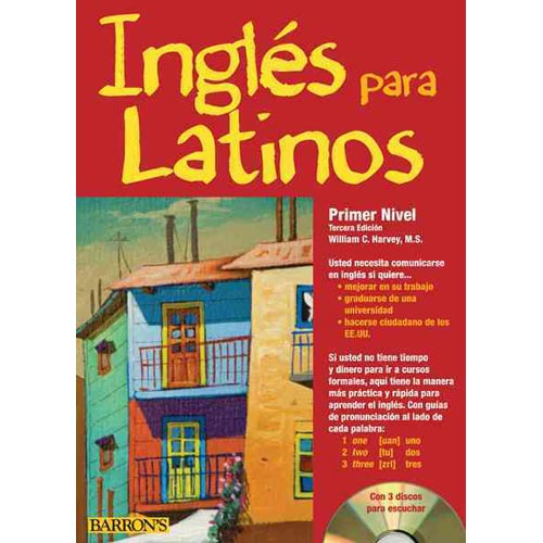 Ingles para Latinos, primer nivel / English for Latinos, Level 1