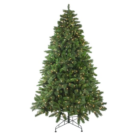 Wg Tree - Northlight 7.5 ft. Mixed Scotch Pine Pre Lit Christmas Tree