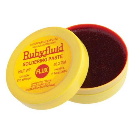 1.69-Ounce Can Paste Flux Solder Forney Welding Accessories 38125