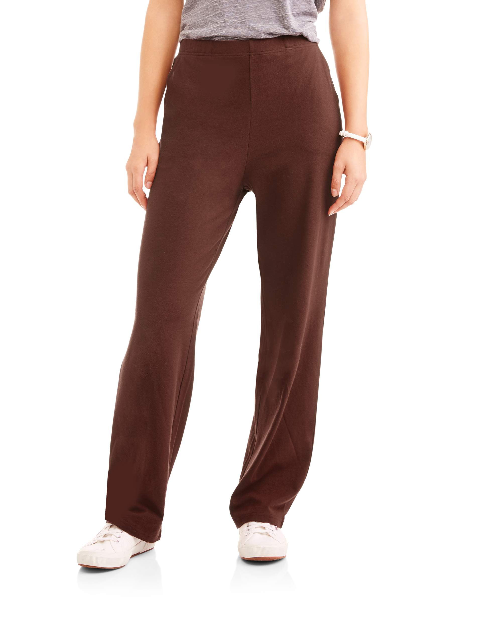 47d861a48d7 White Stag - Women s Knit Pull-On Pant available in Regular and Petite -  Walmart.com