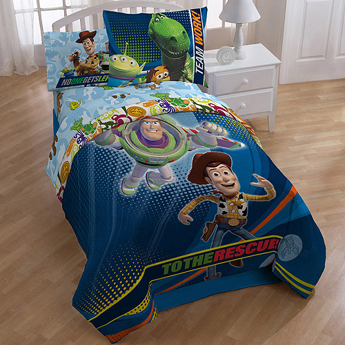Toy Story-disney Toy Story Rescue Comforter Set
