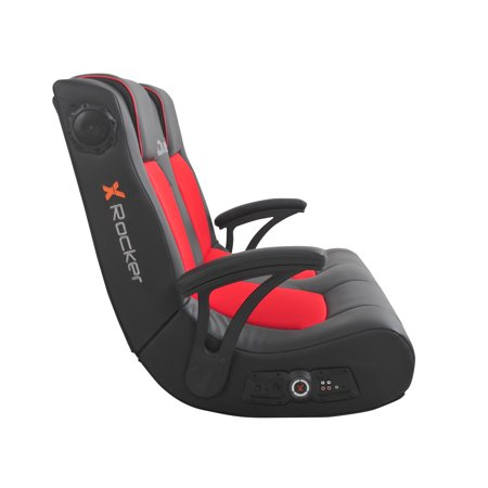 X Rocker Dual Commander Gaming Chair Available In