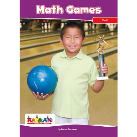 Math Games   Math Big Book