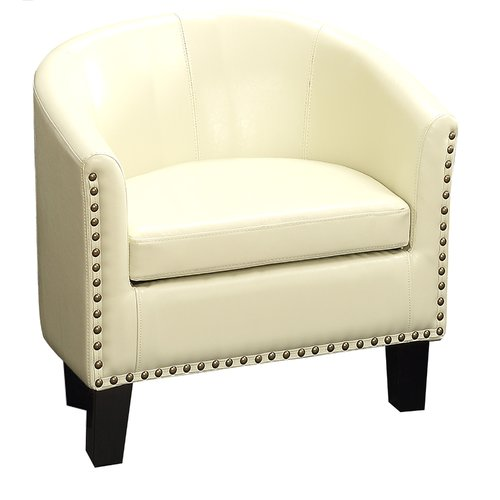 iNSTANT HOME Isabel Barrel Chair