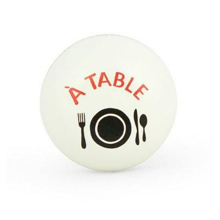 Kikkerland Table 60-Minute Kitchen Timer