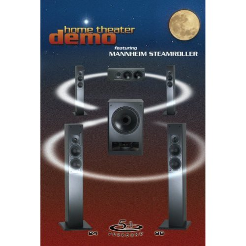 Red Distribution, Inc Home Theater Demo Featuring Mannheim Steamroller