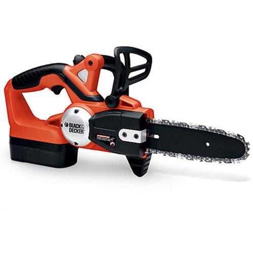 Black & Decker 18-Volt Cordless Chain Saw CCS818