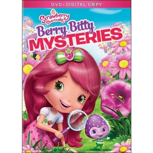 Strawberry Shortcake: Berry Bitty Mysteries (DVD + Digital Copy) (With INSTAWATCH) (Widescreen)