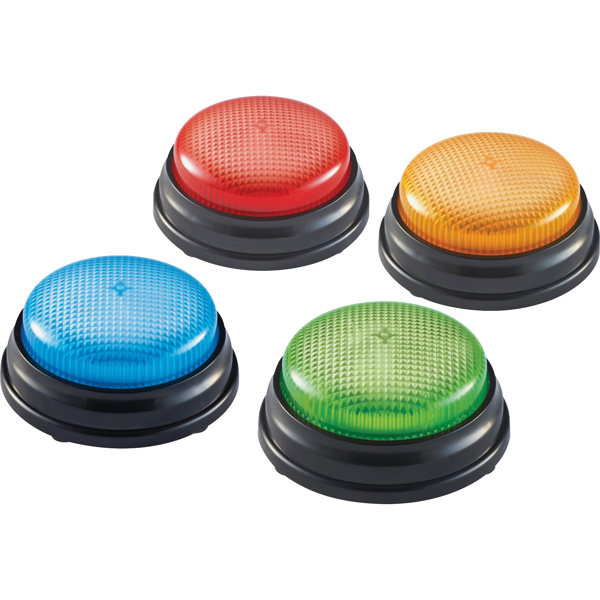 Lights And Sounds Answer Buzzer Set Of 4