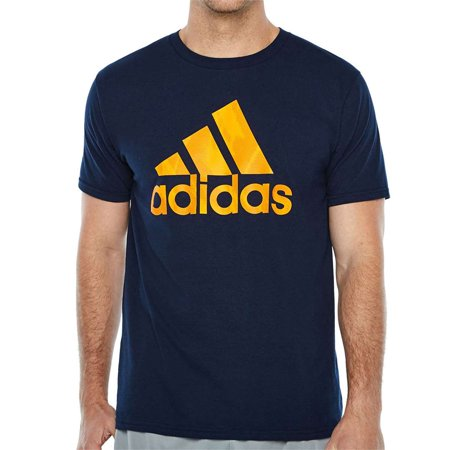 Adidas Men Badge Of Sport Fill Card 3 Tee