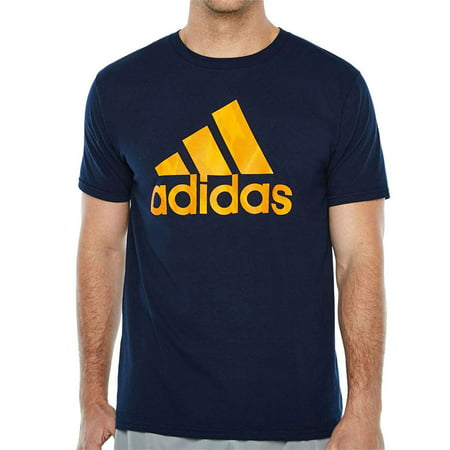 - Adidas Men Badge Of Sport Fill Card 3 Tee
