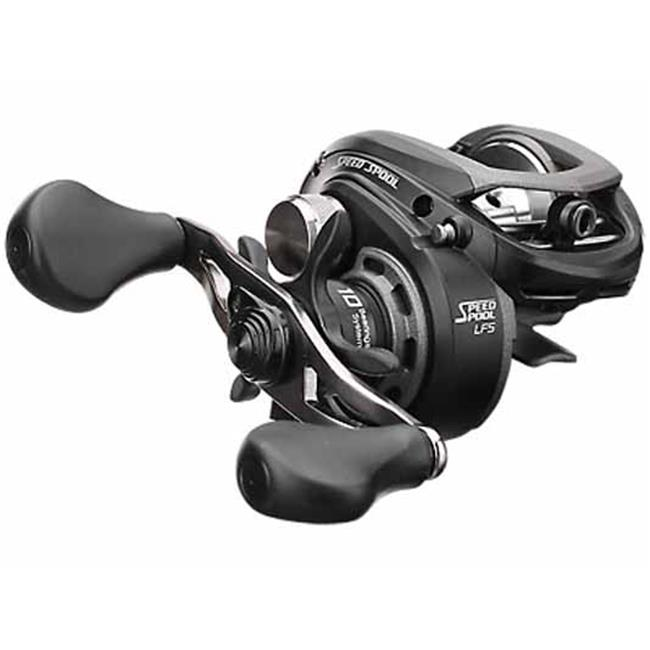 Lews LSSG1S Lews Speed Spool Lfs Reel Baitcast 10Bb 5.6-1, 150-12