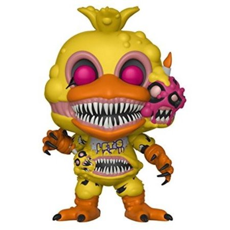 FUNKO POP! BOOKS: Five Nights At FreddyS- Twisted Chica - Chica Show