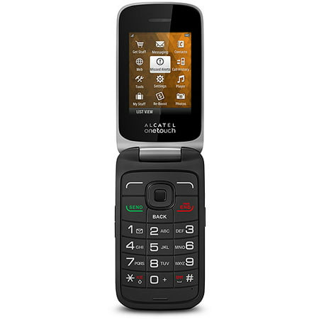Boost Alcatel Prepaid OneTouch Fling Cell Phone