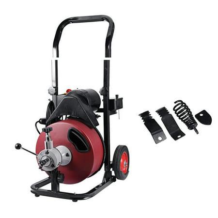 50 Ft 1 2 Quot Electric Auger Drain Cleaner Machine Drain