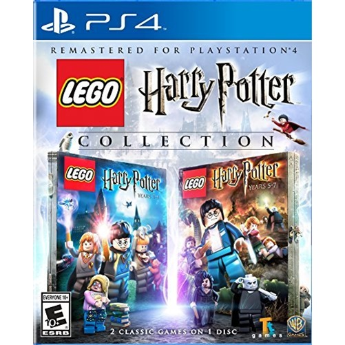 Harry Potter Collection Ps4 Badezimmer