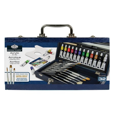 Royal Brush The Acrylic Painting Box Set