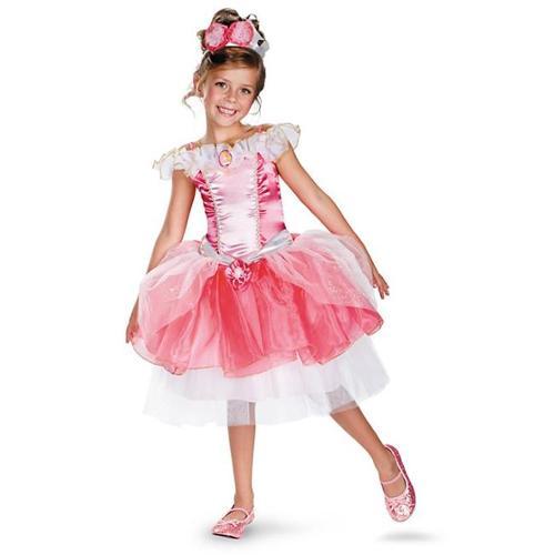 Aurora Tutu Prestige Child Costume - Small