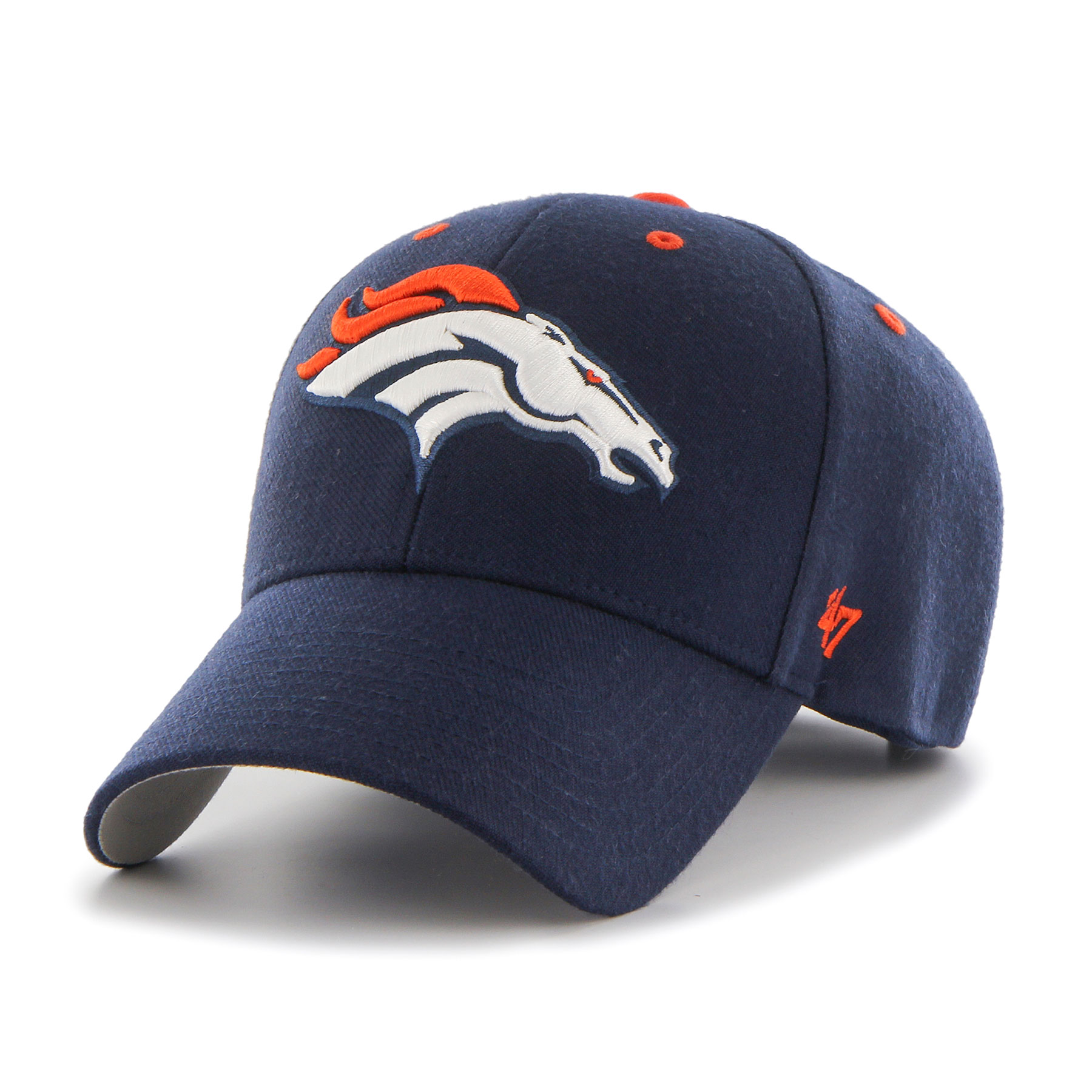 new products c9478 35e9a Denver Broncos NFL Audible MVP Cap -  47
