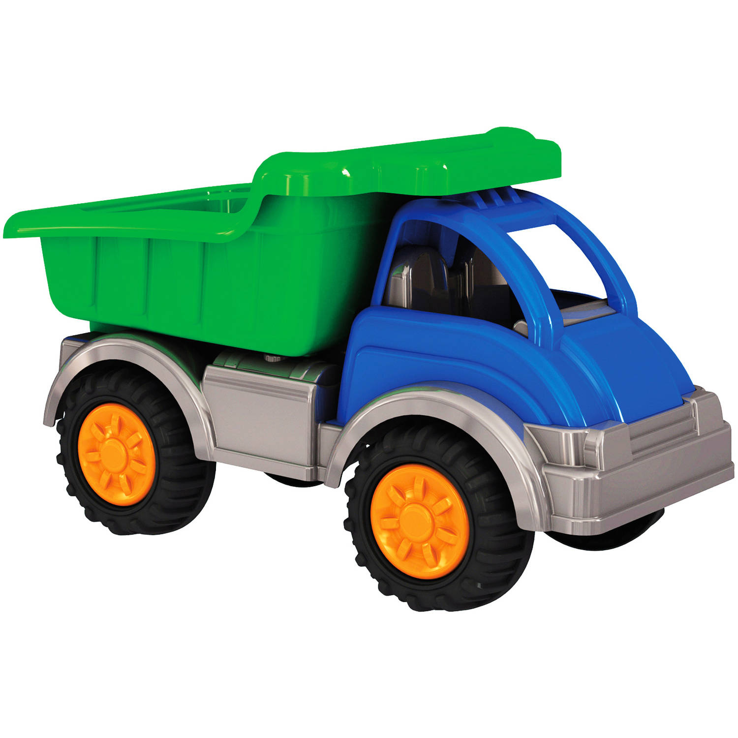 American Plastic Toys Gigantic Dump Truck by