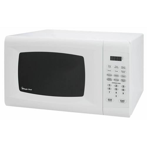 Magic Chef 0.9-Cubic Foot Digital Microwave