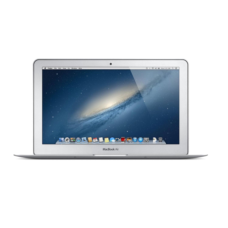 The MacBook Air's