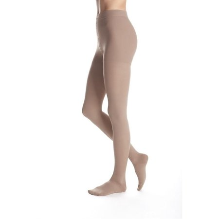 AccuCare Canada Unisex 15-20 mmHg Advantage Series Closed Toe Pantyhose (Beige) - By Duomed (Medi) - image 2 of 2