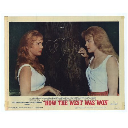 Won Halloween (How the West Was Won POSTER Movie G Mini)