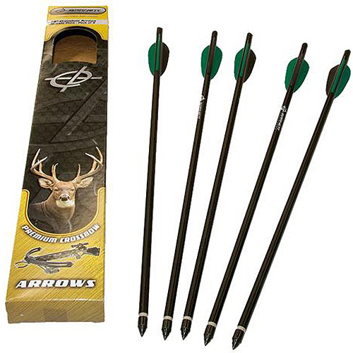 "Barnett 16107 18"" Arrows with Field Point, 5-Pack"