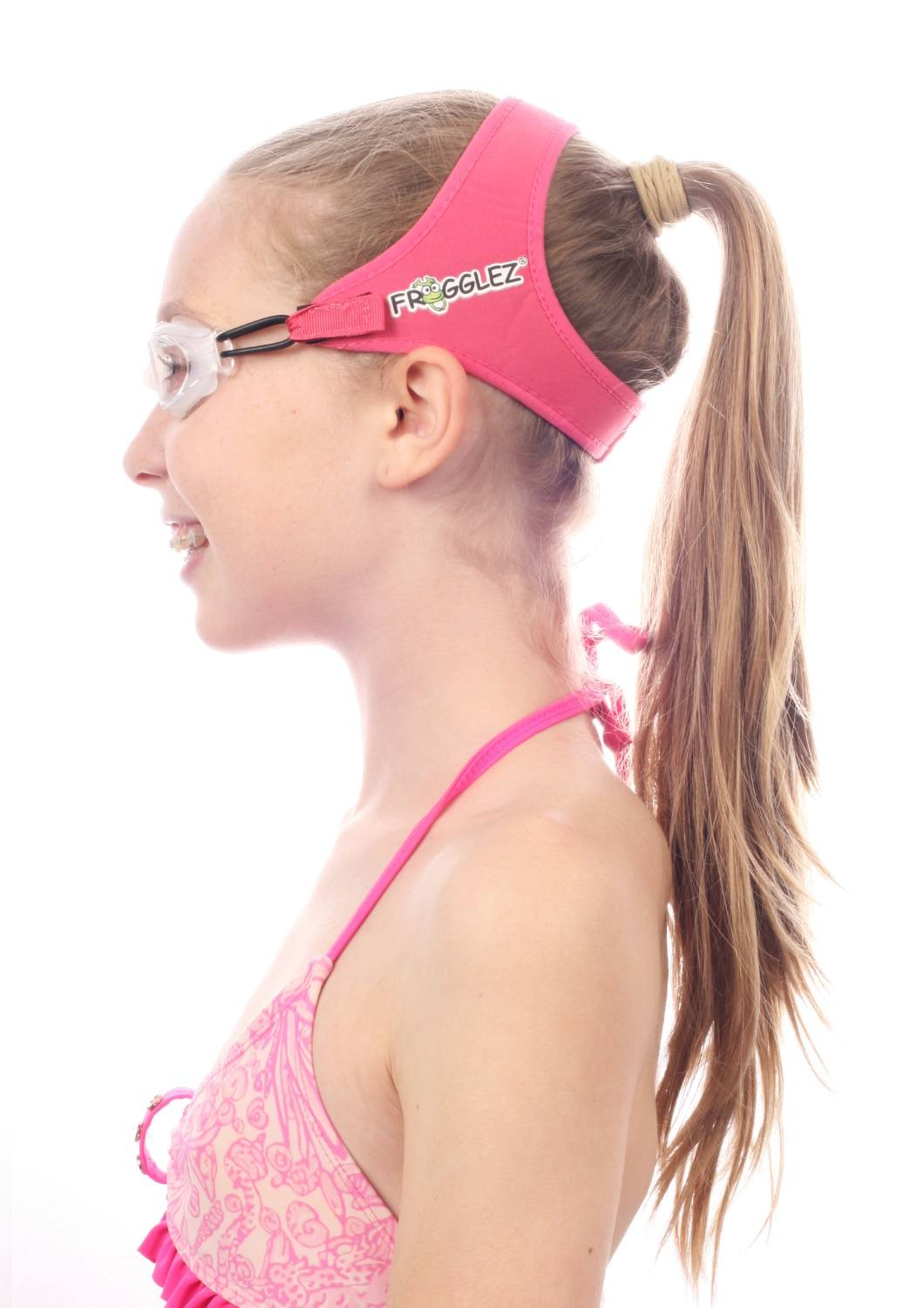 Frogglez Swimming Goggles for Kids by Frogglez